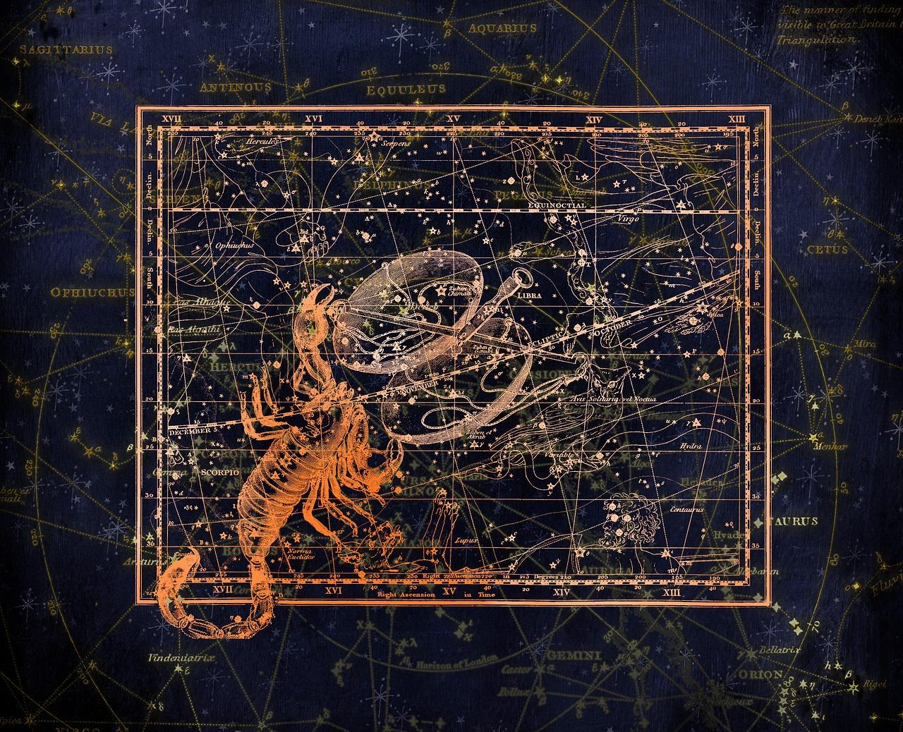 Horoscop Minerva Aprilie 2021 Scorpion