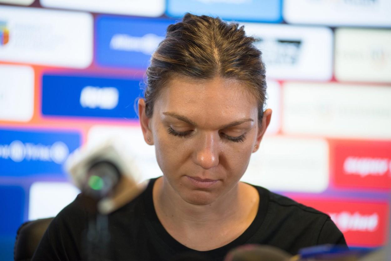 Simona Halep a anunțat că nu se simte bine, după ce s-a retras de la turneul din Dubai