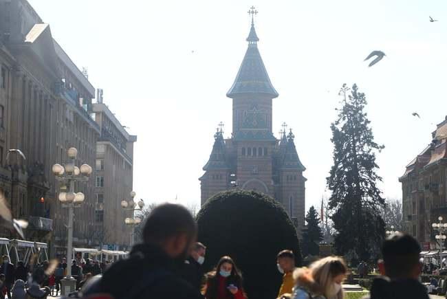 Timișoara este la un pas de carantină. Primarul Dominic Fritz, vești proaste