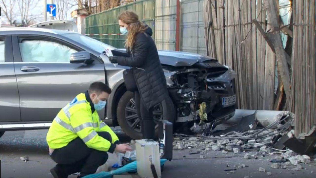 Șoferița care accidentat mortal două fetițe a fost eliberată