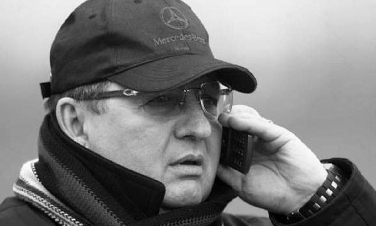 A murit impresarul Dumitru Tudor. Este doliu în fotbalul românesc