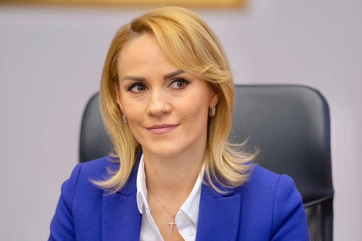 Gabriela Firea spune că vrea să salveze Bucureștiul. Va candida, din nou, la Primăria Capitalei