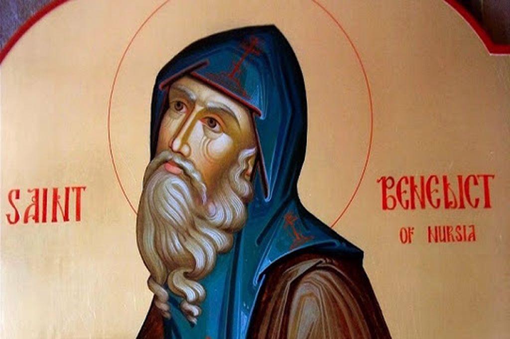Calendar ortodox 14 martie 2021. Rugăciune specială către Sfântul Benedict