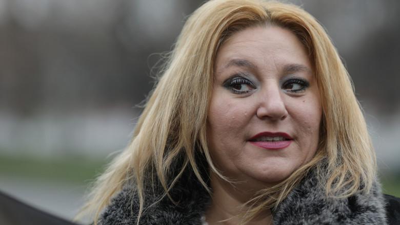 Diana Șoșoacă nu mai are cont de Facebook, lovitură chiar înainte de protest