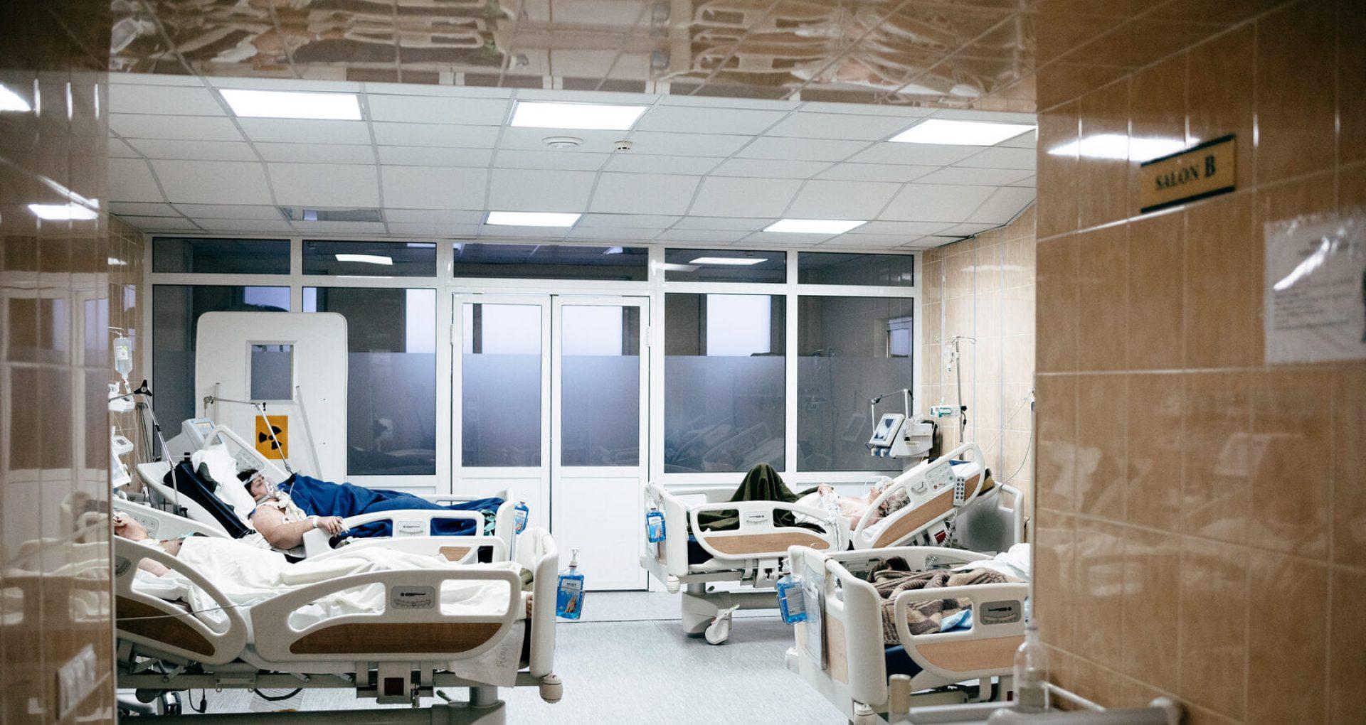 Trei pacienți au murit în unitatea mobilă ATI de la Spitalul Victor Babeș. Ce s-a întâmplat
