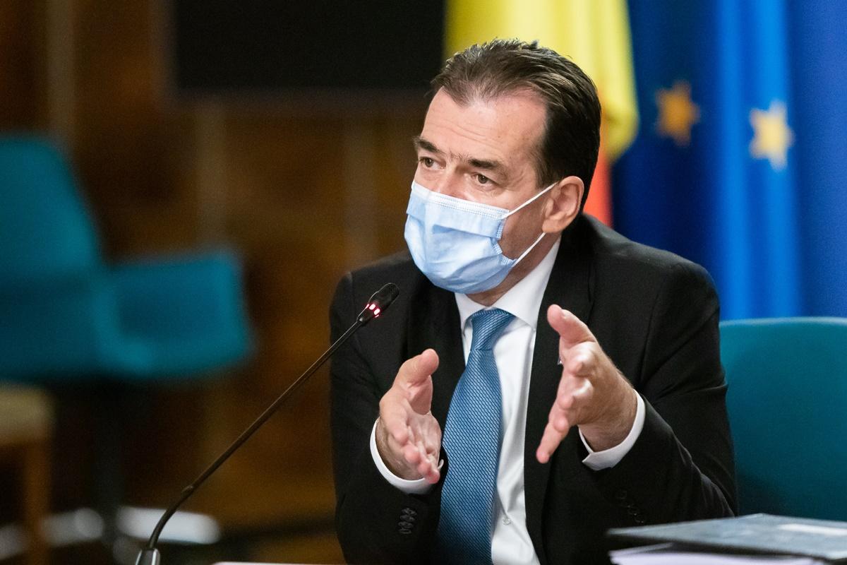 """Ludovic Orban, avertisment pentru miniștrii care îl atacă pe Cîțu: """"Să-și scrie demisia, să aibă bagajele făcute"""""""