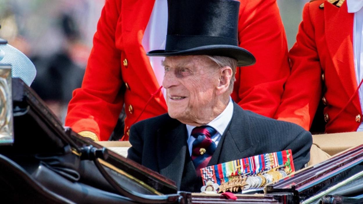 Ce post TV transmite LIVE înmormântarea Prințului Philip