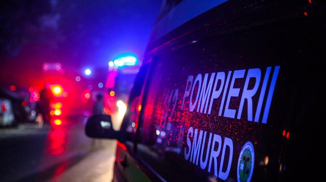 Explozie la o mănăstire din Constanța. Un preot și un călugăr au ajuns la spital